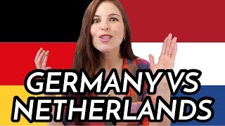 GERMANY VS. NETHERLANDS (by an American)
