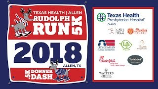 SIGN UP for The Rudolph Run!
