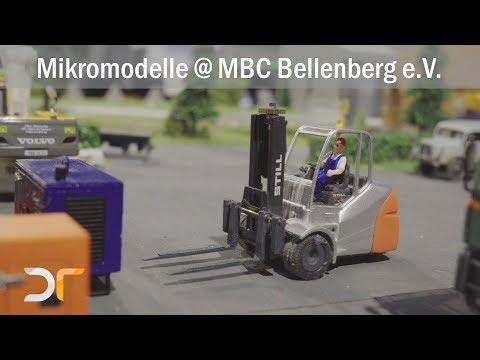 Mikromodelle zu Gast beim MBC Bellenberg e.V. Teil 2 | RC 1:87
