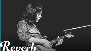 Rory Gallagher's Lead Guitar Riffs & Pickup Trick   Reverb Learn to Play