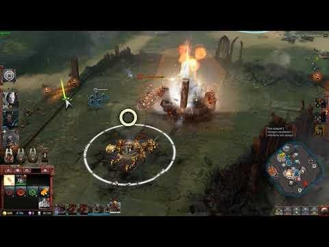 Warhammer 40000 Dawn of War III - Fenda da Serpente
