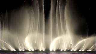 Dubai Fountain - African Song