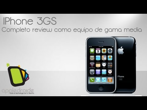 Review iPhone 3GS