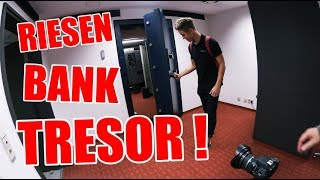 LOSTPLACE : Die Tresore der Bank ! | ItsMarvin