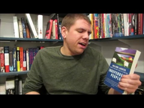 """Josh Reviews """"Independent People"""" by Halldor Laxness"""
