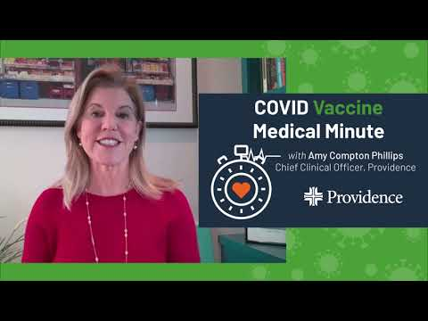 Does the vaccine cure COVID-19?