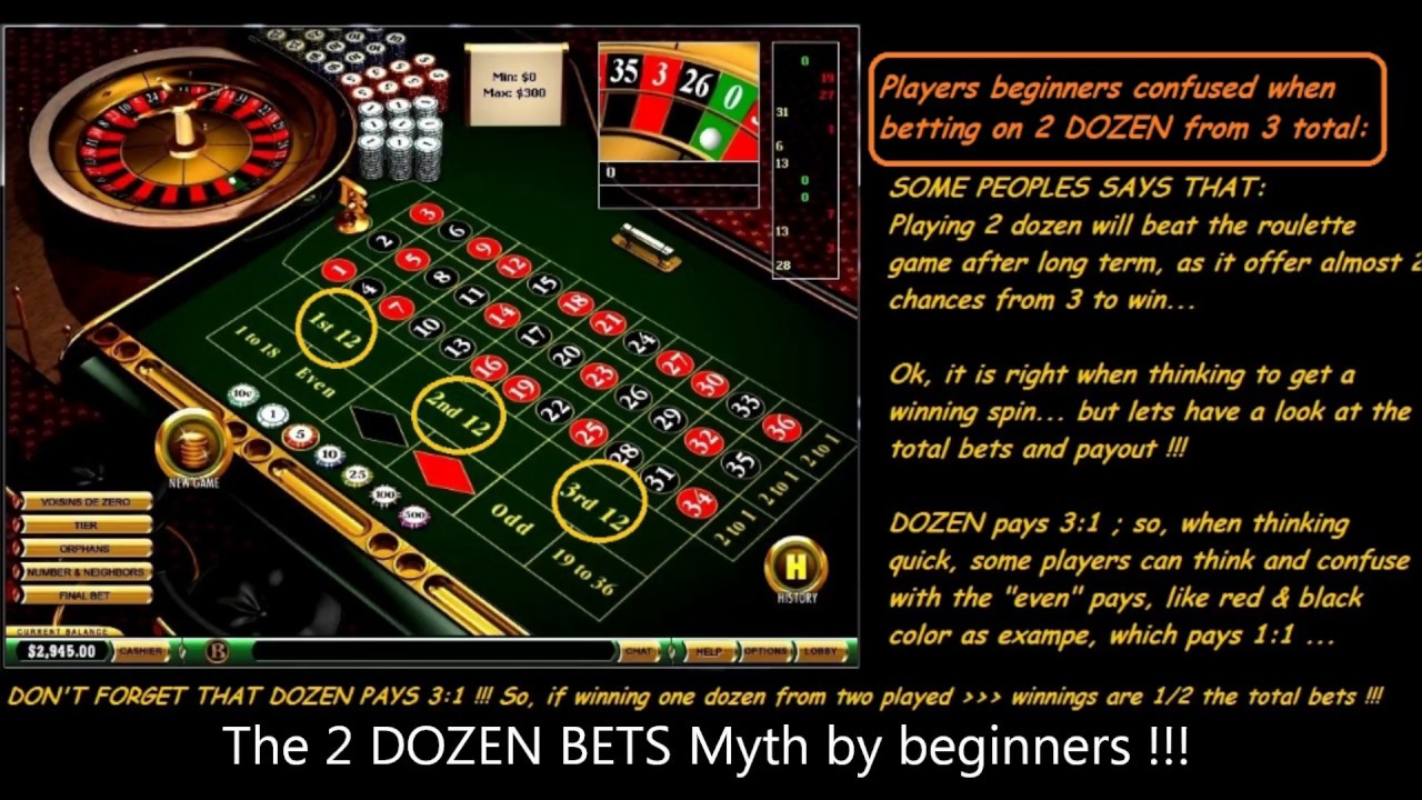 Roulette two dozens victimless crime illegal gambling