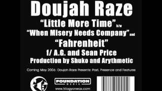 "Doujah Raze - ""When Misery Needs Company"" OFFICIAL VERSION"