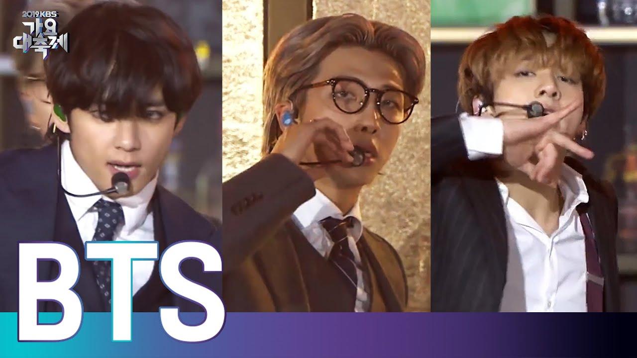 BTS (방탄소년단) - Dionysus (디오니소스) [2019 KBS 가요대축제] 20191227