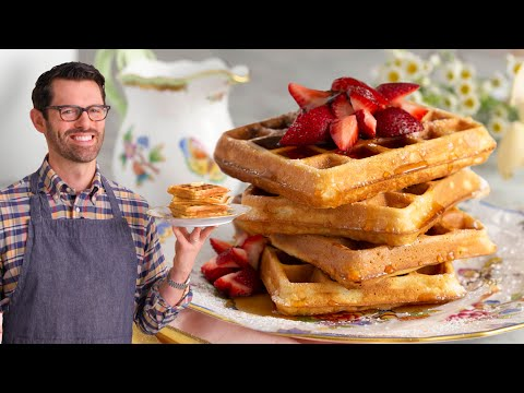 How to Make the Best Waffles!