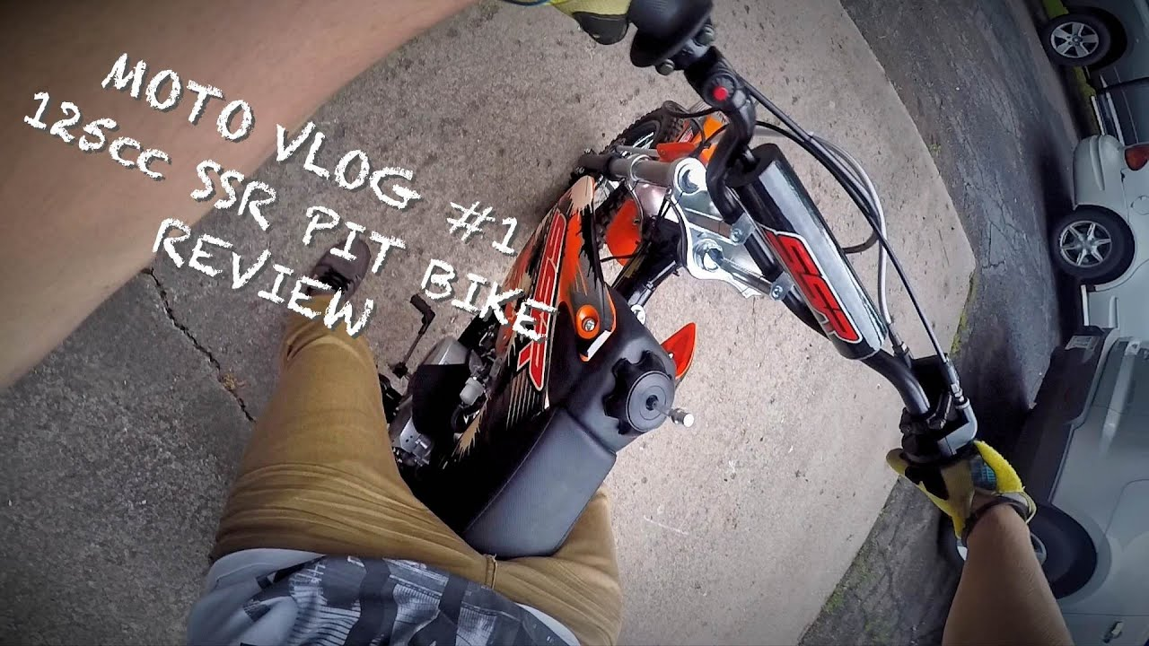 Ssr Pit Bike Wiring 2015 125 Review Angry Neighbor First Moto Vlog Ever Youtube