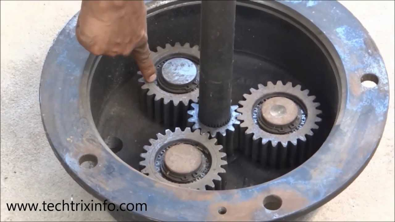 How Drive From Axle Shaft Reaches Wheel Hub Youtube