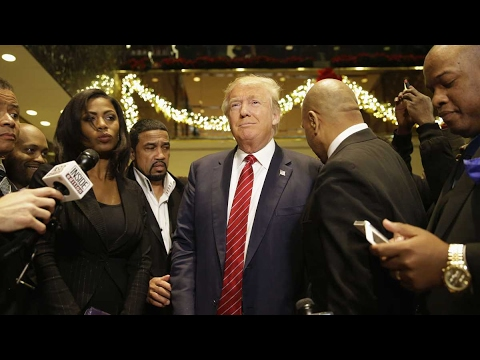Trump Trying To Appeal To Black People Now With A HORRIBLE Disapproval Rating; Black Congress Caucus