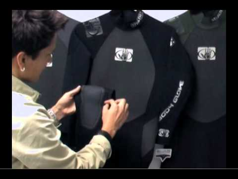 Body Glove Stealth Wetsuit 3 2mm   4 3mm - PleasureSports.com - YouTube 514c3ed12