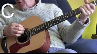 How to Play Silver Bells - Christmas Songs - C3
