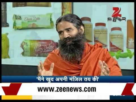 Baba Ramdev speaking on various issues   Part-1