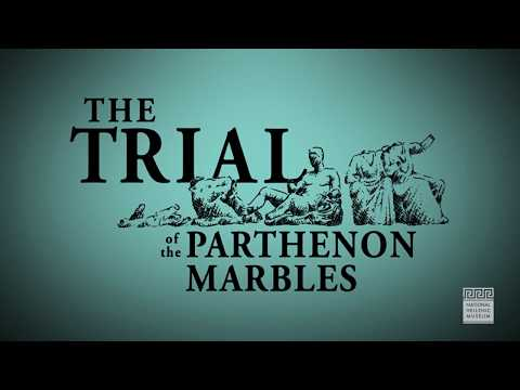 The NHM 2017 Trial of the Parthenon Marbles Trailer