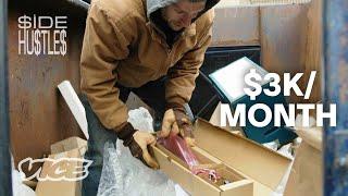 YouTube動画:We Make $3K/Month Selling Trash