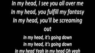 Jason Derulo-In My Head [Lyrics] HD