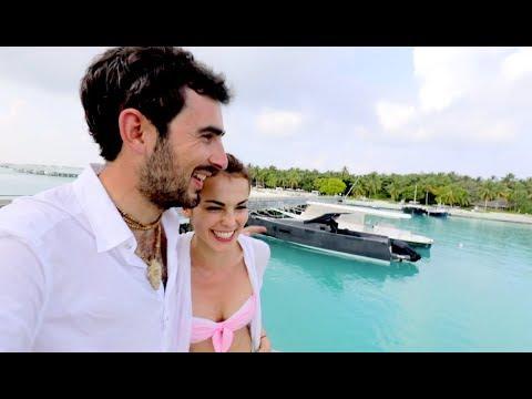 #TiozzoInLunaDiMiele Viaggio di nozze alle Maldive