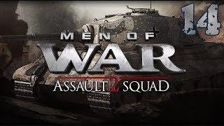 Men of War: Assault Squad 2 #14 - USA- Bastogne cz.2/2 (Endless Realism, Gameplay PL, Let's Play)