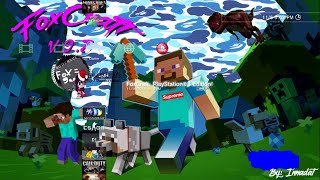 Minecraft PS3 live - Show Me Cool Worlds