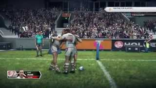Rugby League Live 3: Number 1 Online Player Best Tries - Volume 1