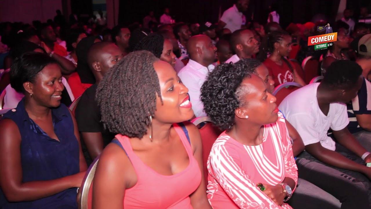 Alex Muhangi Comedy Store March 2019 - Teacher Mpamire