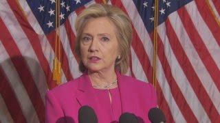 Mrs. Clinton Goes to Washington