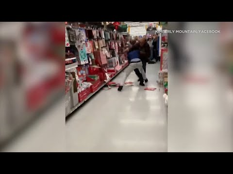 JJ Ryan - WATCH: 2 Marines Throw Punches On Black Friday At WalMart