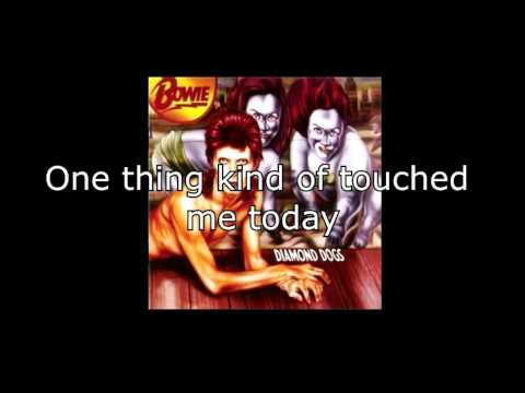 We are the dead | David Bowie + Lyrics