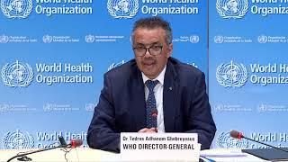 Coronavirus Outbreak (COVID - 19): WHO Update (29 June 2020)