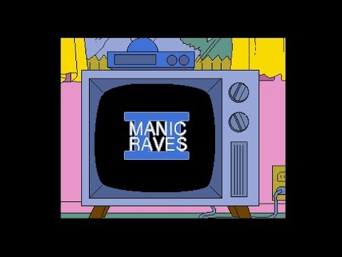 Logic Systems - Manic Raves II - Amiga Music Disk (50 FPS)