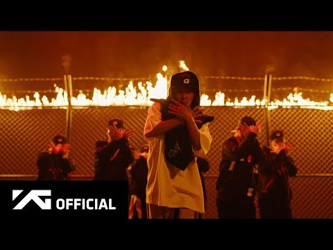EUN JIWON(은지원) - '불나방 (I'M ON FIRE) (Feat. Blue.D)' M/V