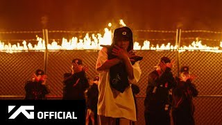 Смотреть клип Eun Jiwon(은지원) - '불나방 (I'M On Fire) (Feat. Blue.D)' M/v