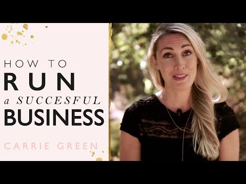 how-to-run-a-successful-business---top-5-tips