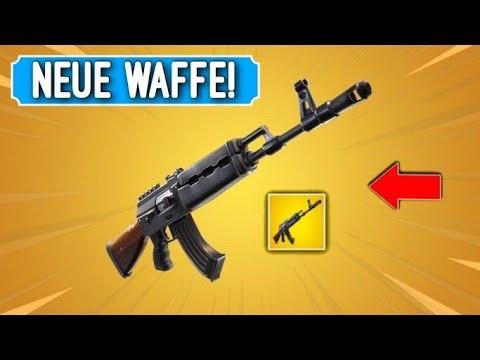 Fortnite Live Update Deutsch! Neue Waffe AK47 😍 Starterpaket ❤ Fortnite Livestream Deutsch | Jonny