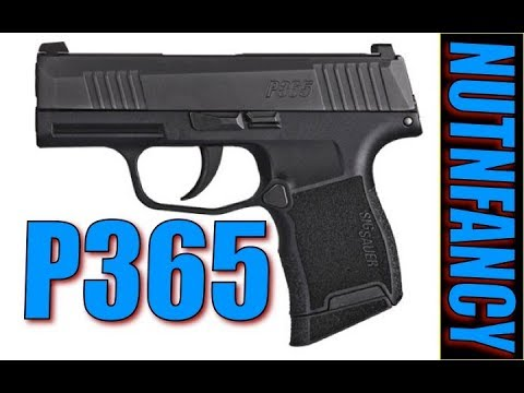 Sig P365 Exposed: Does It Really Suck?
