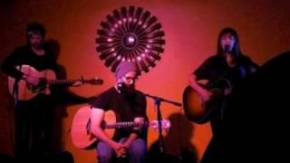 """Rosi Golan (ft. William Fitzsimmons) - """"Hazy"""" live"""