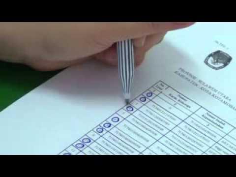 Petunjuk Pengisian Form C1 Pemilu Legislatif 2014 Kpu Kotamobagu