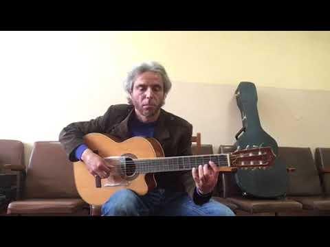 Chi Mai -Ennio Morricone-guitar cover-Garri Pat