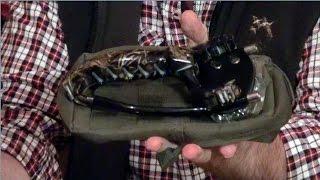 Новая охотничья металлическая рогатка с упором в камуфляже под эмалью - обзор рогаток для выживания