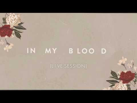 "Shawn Mendes ""In My Blood"" (Live Session) Target Exclusive"