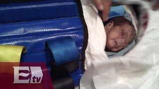 Bebés de Hospital Infantil de Cuajimalpa fueron trasladados sin pulsera de identificación