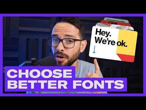 3 Tools to Help You Choose Fonts for Your Projects