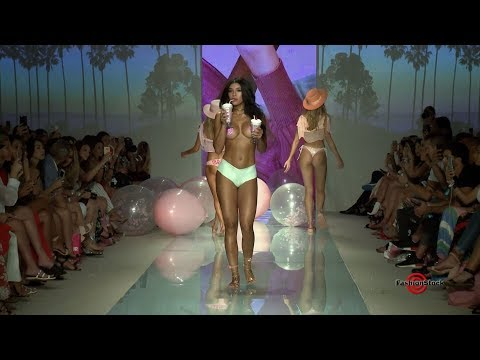 Lolly Swim S/S 2018 Collection Runway Show @ Miami Swim Fashion Week - FUNKSHION