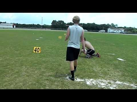 Luke Jackson - TJK Prospect Kicker Class of 2013