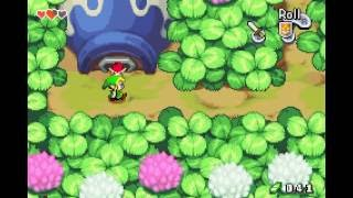 The Legend of Zelda - The Minish Cap - The Legend of Zelda : Minish Cap : Episode #1 - User video
