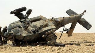 مقتل 12 في تحطم مروحية عسكرية جنوب الجزائر