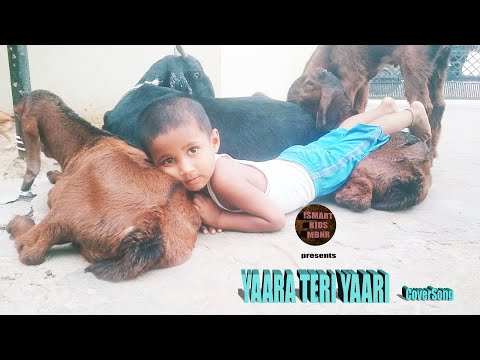 TERE JAISA YAAR KAHAN ? YAARANA MOVIE SONG COVER BY Tanish Hussain Khan (watch till end)
